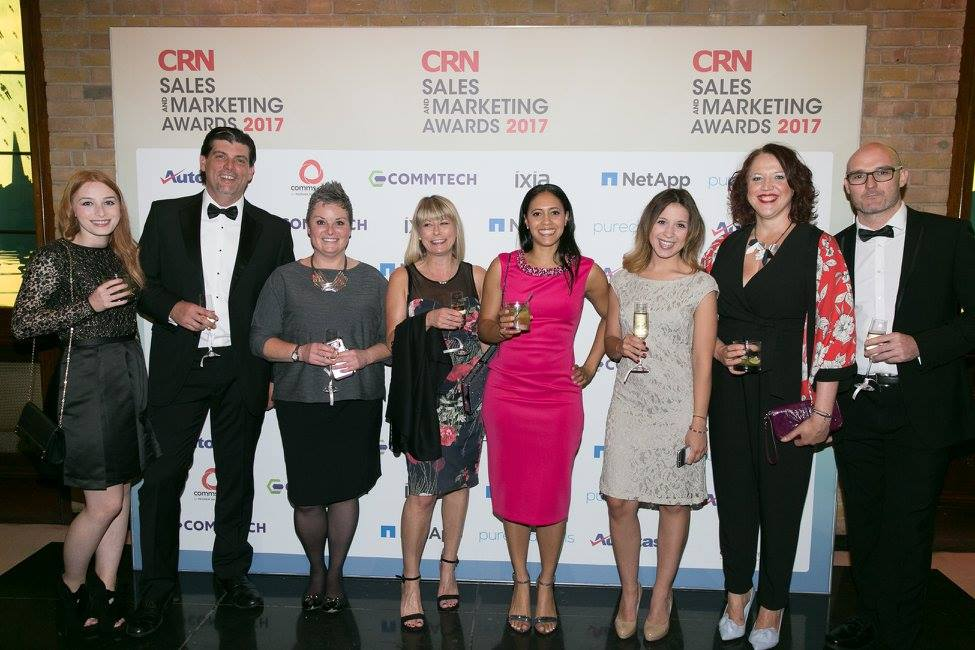CRN Sales & Marketing Awards Winners