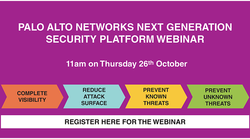 Palo Alto Networks - Next Generation Security Platform | Your Exclusive