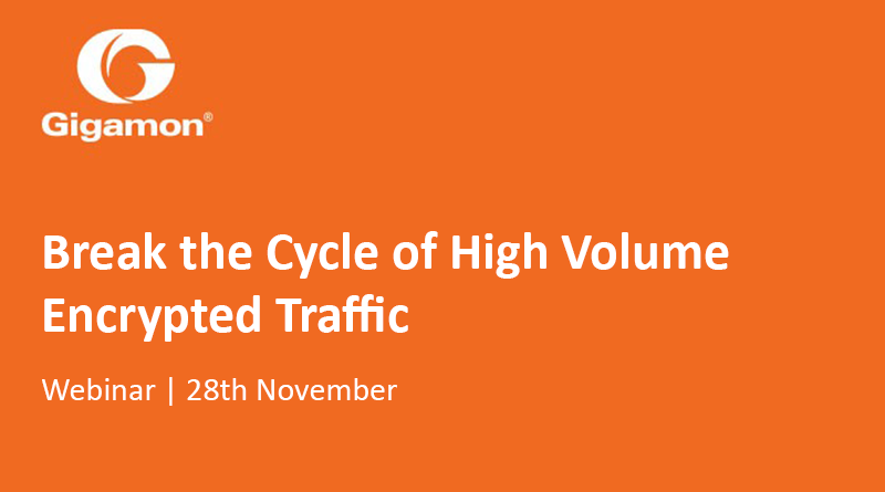 Break the Cycle of High Volume Encrypted Traffic | Your Exclusive
