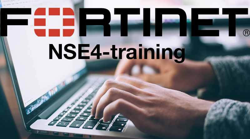 Fortinet – NSE4-training – 3-7 december