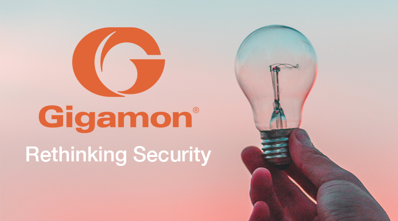 Gigamon – 19 July, 11:00 CET – Rethinking Security Webinar