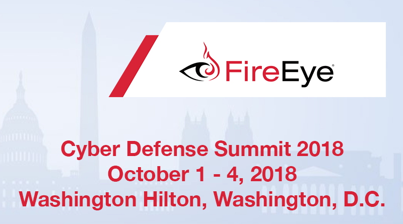FireEye – Cyber Defense Summit – 1-4 October
