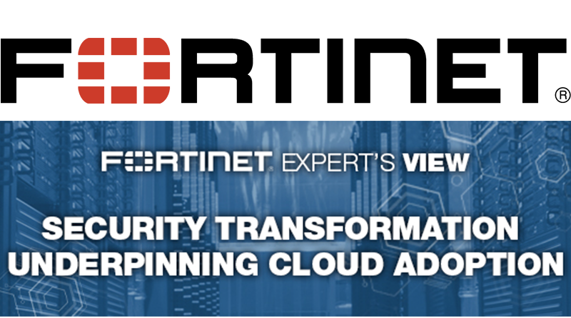 Fortinet – November 8, 11:00 CET – Security Transformation Underpinning Cloud Adoption